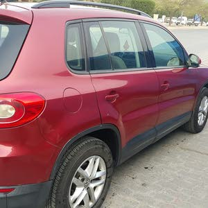 For sale 2011 Maroon Tiguan