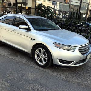 For sale 2013 Silver Taurus
