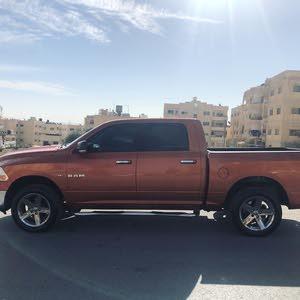 Dodge Ram 2010 For sale - Orange color