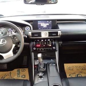 Grey Lexus IS 2014 for sale
