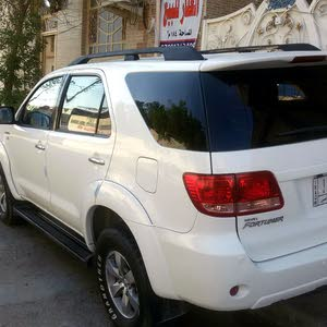 Fortuner 2008 - Used Automatic transmission