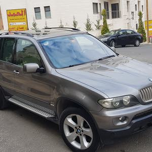 BMW X5 2006 For sale - Brown color
