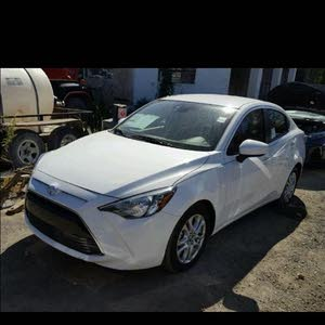 2018 Used Yaris with Automatic transmission is available for sale