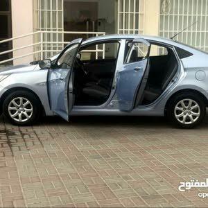 Manual Hyundai 2012 for sale - Used - Suwaiq city