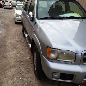 Used condition Nissan Pathfinder 2005 with 0 km mileage