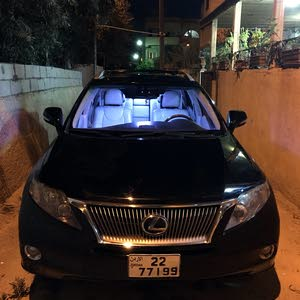 Used Lexus RX for sale in Irbid