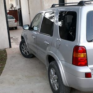 Manual Ford 2007 for sale - Used - Tripoli city