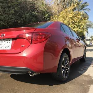 1 - 9,999 km Toyota Corolla 2018 for sale