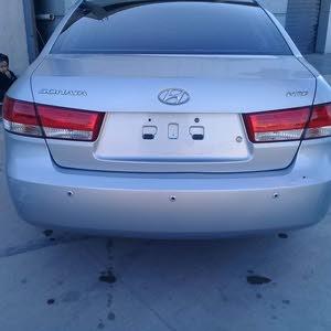 For sale 2007 Silver Sonata