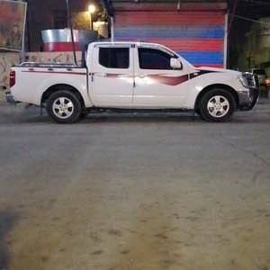 Gasoline Fuel/Power   Nissan Pickup 2010