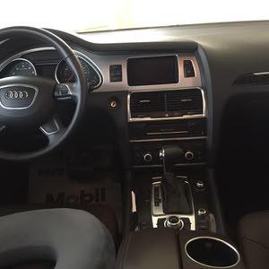 Audi 2014/low mileage/full options