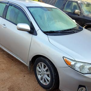 For sale Corolla 2012