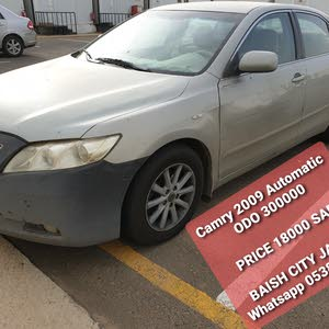 SAR 18500 / Toyota Camry, 2009, automatic