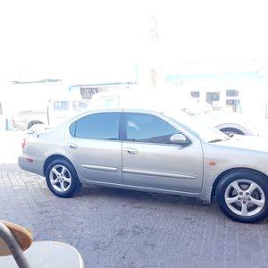 Gasoline Fuel/Power   Nissan Maxima 2005