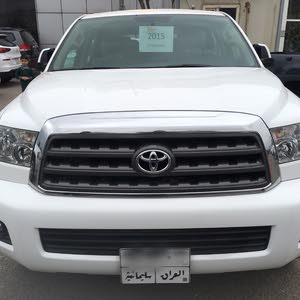 For sale Toyota Sequoia car in Sulaymaniyah