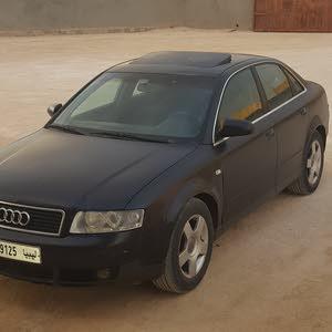 Audi A4 2004 For sale - Blue color