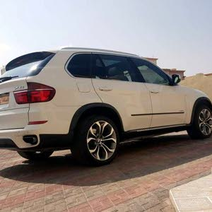 BMW X5 Twin turbo (5.0) خليجي