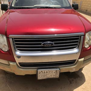 Red Ford Explorer 2007 for sale