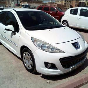 Gasoline Fuel/Power   Peugeot 207 2012