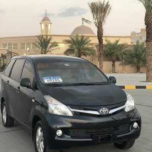 Gasoline Fuel/Power   Toyota Avanza 2015