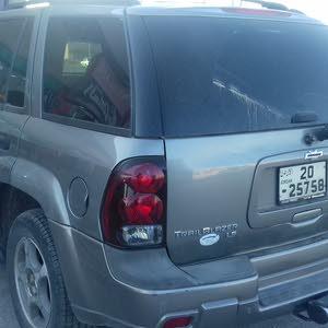 Automatic Chevrolet TrailBlazer 2007