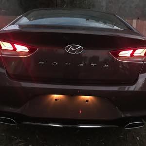 km Hyundai Sonata 2018 for sale