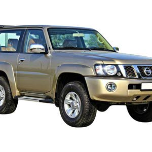 2016 Nissan Patrol Safari 3-DOOR AT 4.8L