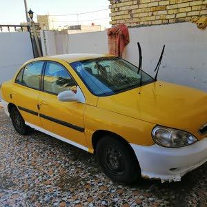 Kia ريو 2001 بيع او مراوس