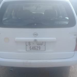 White Opel Astra 2006 for sale