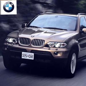Available for sale! 1 - 9,999 km mileage BMW X5 2006