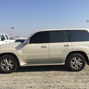 LX470 موديل 2003