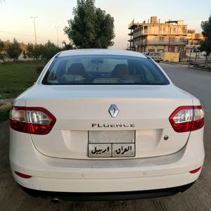Renault Fluence car for sale 2015 in Babylon city