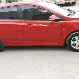 Used condition Hyundai Accent 2013 with 10,000 - 19,999 km mileage