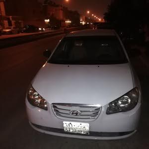 Hyundai Elantra car for sale 2012 in Al Riyadh city