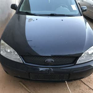 Ford Mondeo car is available for sale, the car is in Used condition