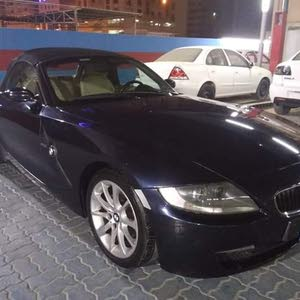 BMW Z4 CONVERTIBLE ROOF 2.5I 2006 MODEL GCC FULLY OPTION