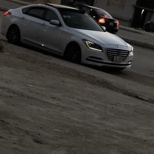 Hyundai Genesis car for sale 2016 in Benghazi city