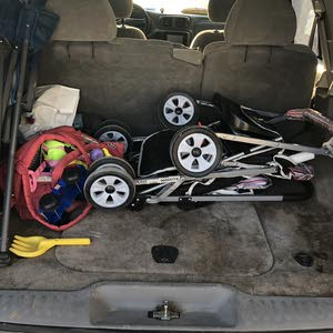 km mileage Chevrolet TrailBlazer for sale