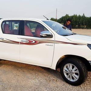 Toyota Hilux in Babylon