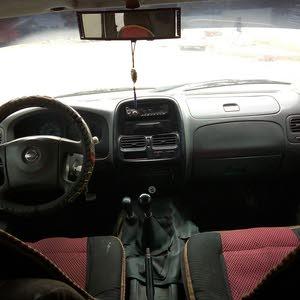 0 km mileage Nissan Pickup for sale