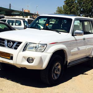 White Nissan Patrol 2003 for sale