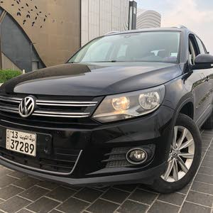 Volkswagen Tiguan car for sale 2016 in Kuwait City city