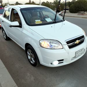 Used condition Chevrolet Aveo 2011 with 70,000 - 79,999 km mileage