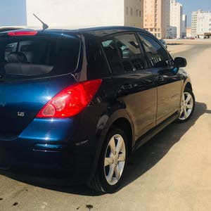 NISSAN TIIDA 2013 IN GOOD CONDITION CHILL CONDITION