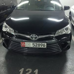 Toyota Camry 2016 in very good condition for sale