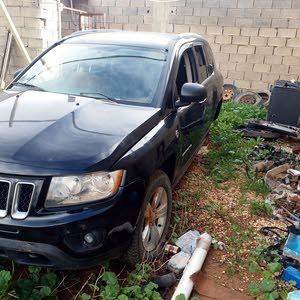 Available for sale! 1 - 9,999 km mileage Jeep Compass 2013