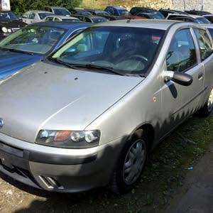 Fiat Punto Used in Tripoli
