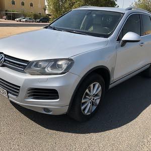 km mileage Volkswagen Touareg for sale