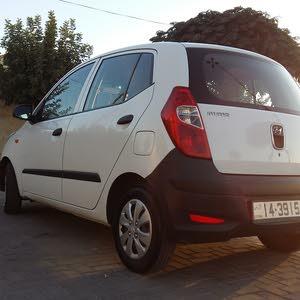 Manual Hyundai i10 2011