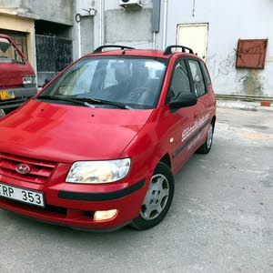 Red Hyundai Matrix 2006 for sale